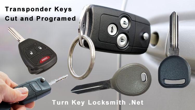 Phoenix Transponder Keys and programing