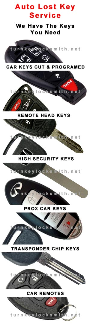 Phoenix-locksmith-lost-keys